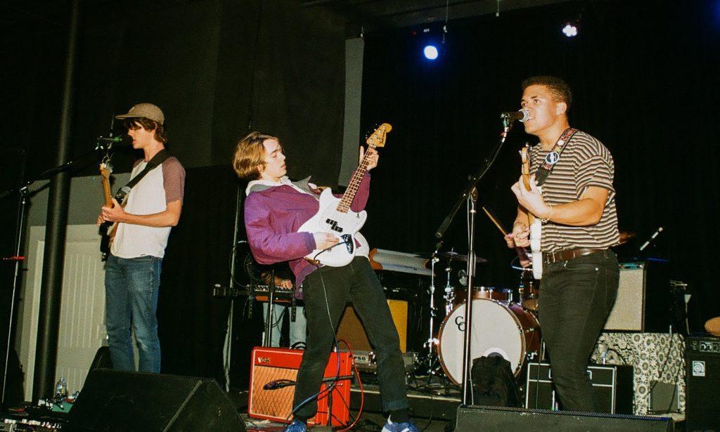 vanosdale in concert